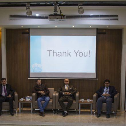 IoT Symposium at Komar University
