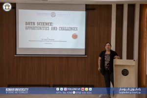 Data Science: Opportunities and Challenges